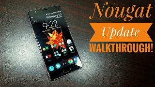 Oneplus 3T Nougat 7.0 update walkthrough!