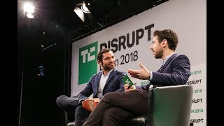 How electric scooters can reshap cities with Caen Contee (Lime) | Disrupt Berlin 2018