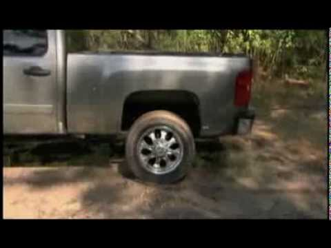 How to get truck unstuck from mud, snow and sand - Trac-Grabber