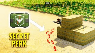 NEW  *SECRET* PERK Discovered in Blackout... (Blackout WTF & Funny Moments #169)