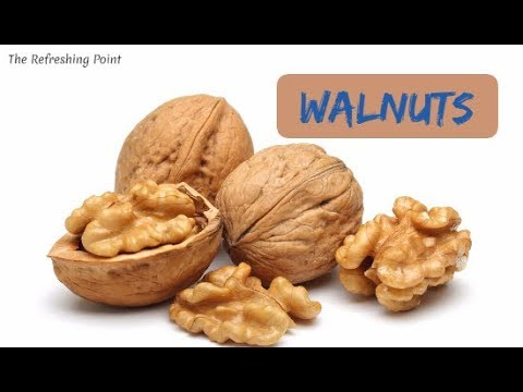 Add Walnuts to Your Diet to Increase Good Gut Bacteria, Improve Brain Health & Prevent Colon Cancer
