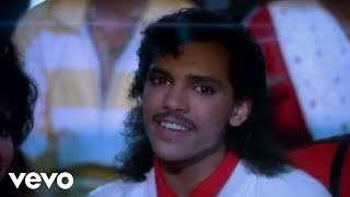 DeBarge - Rhythm Of The Night (Official Music Video)