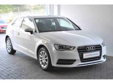 AUDI A3 1.4 TFSI S S-TRONIC Auto For Sale On Auto Trader South Africa