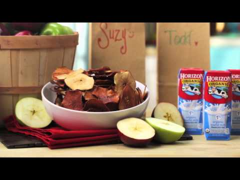 How to Make Cinnamon Sugar Baked Apple Chips