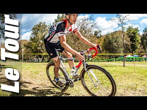 Best Cyclocross Bike? Test Ride Ridley X-Night Carbon - Le Tour de Plants