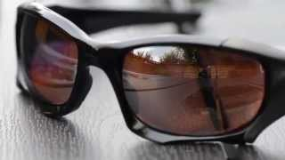 1a312064876 Oakley Pit Boss II (Close ups) - Polished Black - VR28 Polarized Black  Iridium