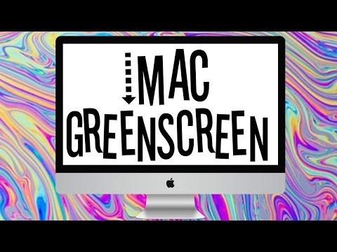 iMac Tumblr Green Screen Transition!