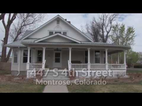 447 S 4th St., Montrose Colorado