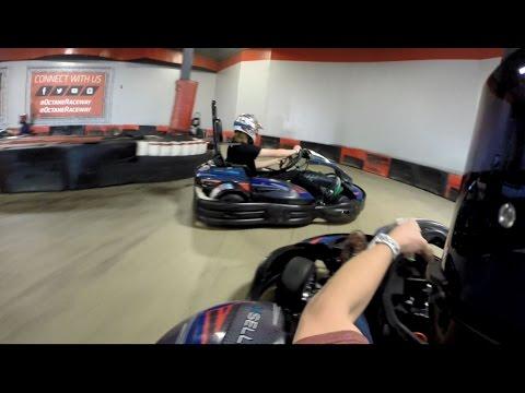 Go-Kart Madness!!