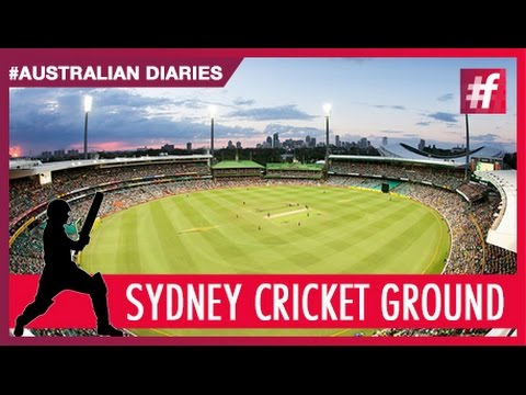 Facts About Sydney Cricket Ground #AustraliaDiaries | Cricket Video