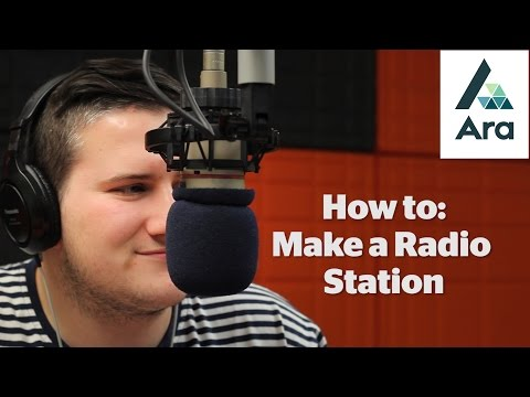 How to: Make a Radio Station