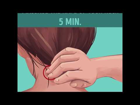 How to get rid of pain in your neck