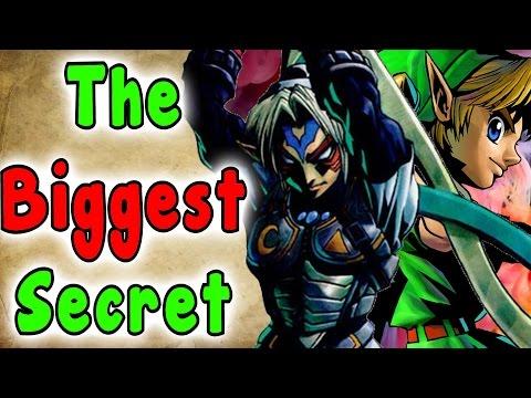 Zelda Theory - The BIGGEST Secret Of The Fierce Deity