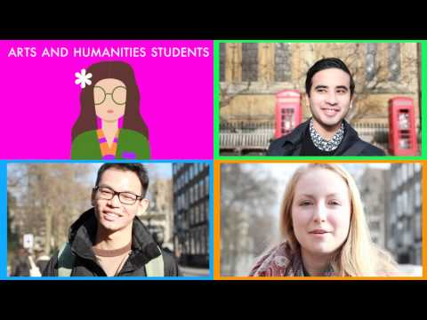 Funniest Student Stereotypes by Subject