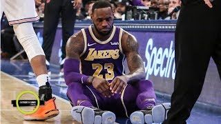LeBron is 'disinterested' in the rest of the NBA Season - Brian Windhorst | Outside the Lines