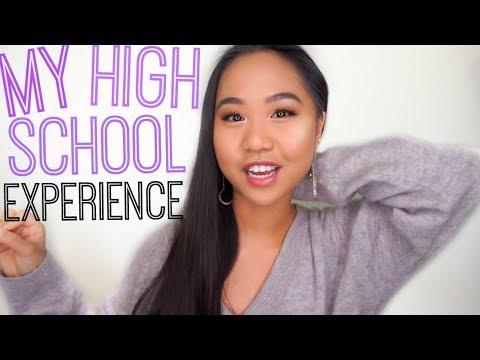 MY HIGH SCHOOL EXPERIENCE // Drama, heartbreaks, friendships   THERESATRENDS