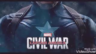 Divided We Fall - Captain America Civil War (extended soundtrack)