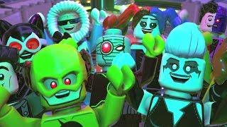 Lego Dc Super-villains Walkthrough Part 5 - Monster Man