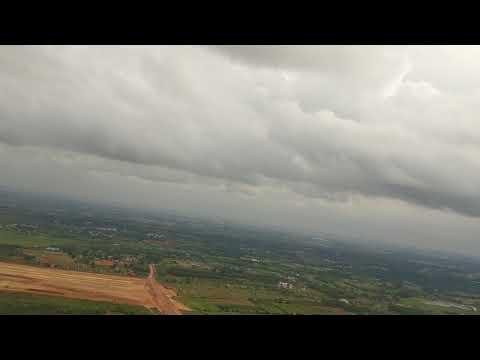 Five different airways takeoff @bglr airport