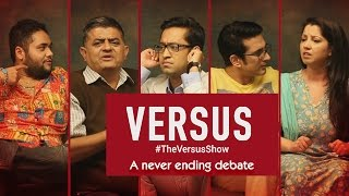 Coming Soon |  The Versus Show Teaser | Comedywalas