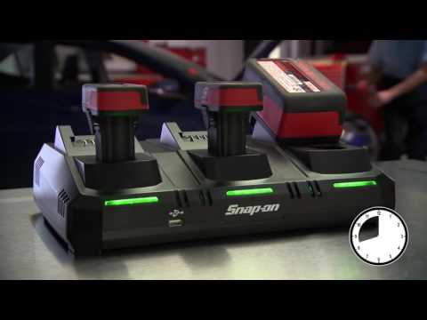 CTCEU123 - Multi-Bay Charger Snap-on UK
