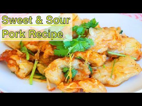GREAT Sweet & Sour Pork (Guo Bao Rou) 鍋包肉 CiCi Li