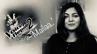 Maila- Sasika Rai/new Nepali Song 2K19 (female version of Maili)