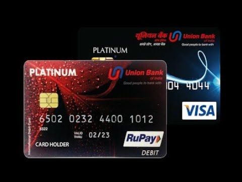 How to Apply Online For Debit Card of Union Bank of India