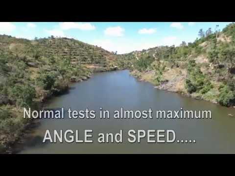 Bebop 2 Crash in Dam