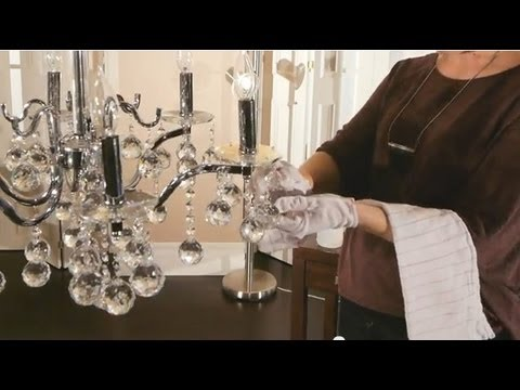 Easy Crystal Chandelier Cleaning Tips - Lamps Plus