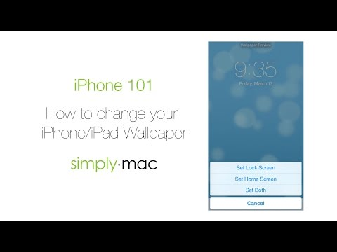 How to Change Your iPhone or iPad Wallpaper