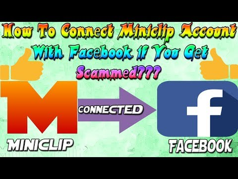 Say Bye To Scammers| How To Connect Miniclip Account With Facebook If You Get Scammed??| 8 Ball Pool