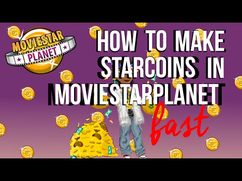 HOW TO MAKE STARCOINS FAST | MovieStarPlanet