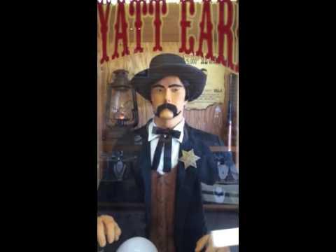 Wyatt Earp Fortune Teller?!