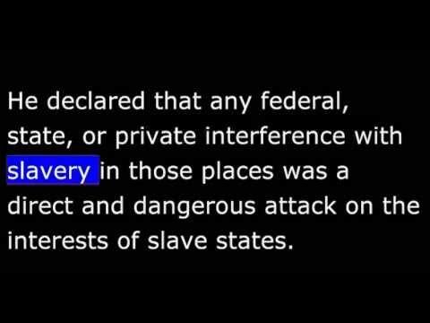 American History - Part 063 -  Van Buren - Anti-Slavery movement - Henry Clay fails again