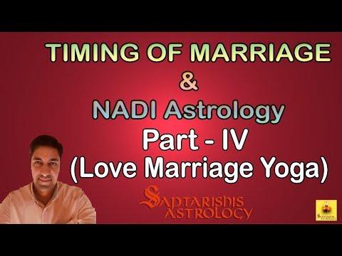 Learn Nadi Astrology | Love Marriage Yoga - Part 4