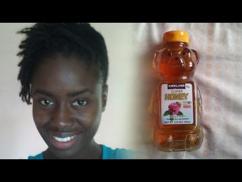 Using Honey as a Natural Facial Cleanser and Face Wash