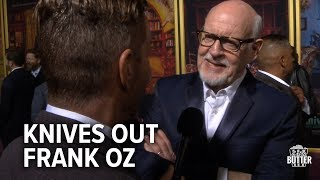 Knives Out: Frank Oz Interview at Los Angeles Premiere | Extra Butter