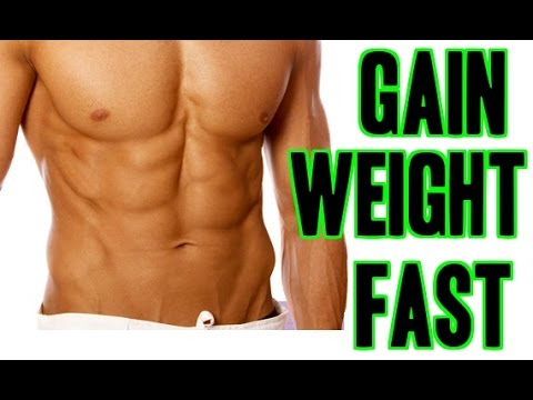 How To Gain Weight And Muscle Fast For Skinny Guys At Home