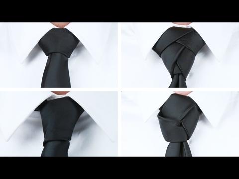 4 Ways To Tie A Tie