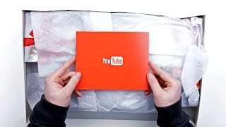 YOUTUBE SENT ME A GIFT!