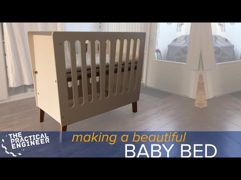 How to make a baby crib