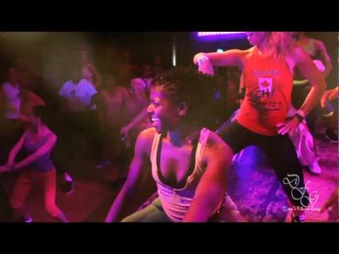 The Zumba Fitness International Party - Canada - Pump Yuh Flag - Dione's Fitness Group