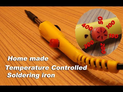 Temperature Controlling Soldering iron_Within 20 rupees only