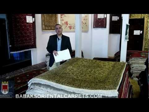 Tips and information on how to choose a Persian Rug