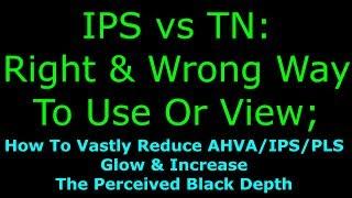 iiyama XU2492HSU - backlight bleed and IPS glow - PakVim net