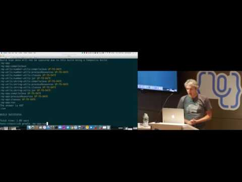 Droidcon NYC 2016 - Deep Dive Into the Gradle-Based Android Build System
