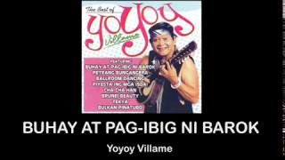 Yoyoy Villame Buhay At Pag-ibig Ni Barok with lyrics