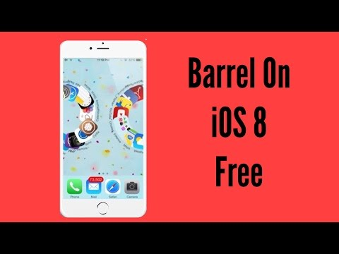 How To Get Barrel on iOS 9 For Free