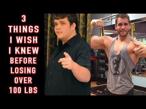 3 Things I Wish I Knew Before Extreme Weight Loss